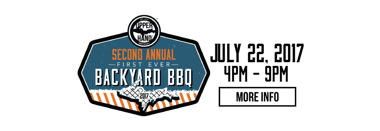 Upperhand's Second Annual First Ever Backyard BBQ