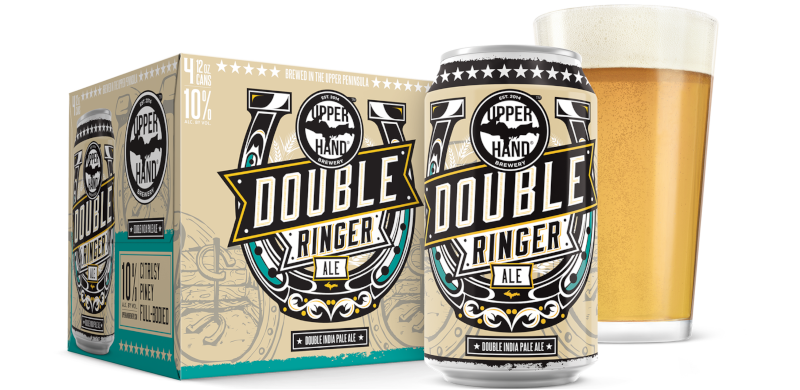 Double Ringer Ale 4-pack