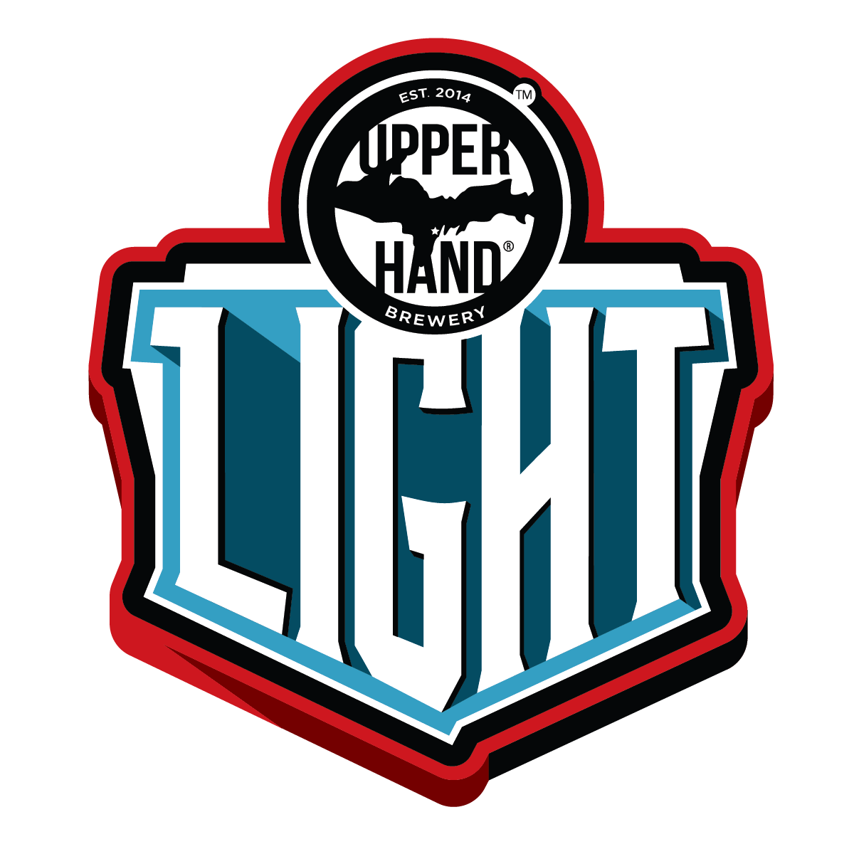 Upper Hand Light Lager
