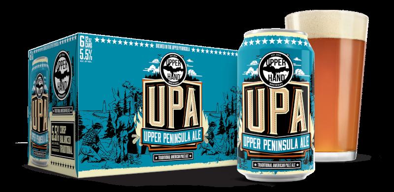 UPA<span class='trade'>®</span> Brand Rendering