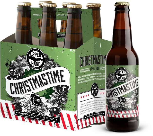 Christmastime Stout 6-pack