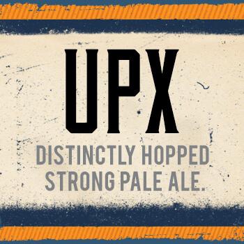 UPX Label