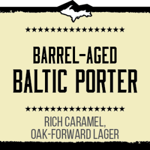 Barrel-aged Baltic Porter- Icon