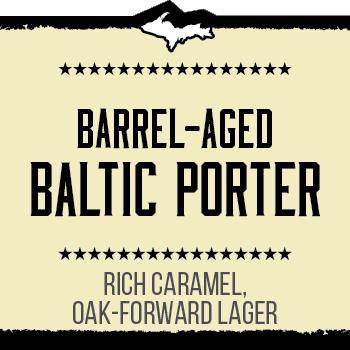 Barrel-aged Baltic Porter- Icon