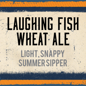 Laughing Fish Wheat Ale