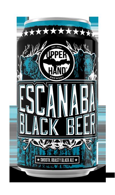 Escanaba Black Beer