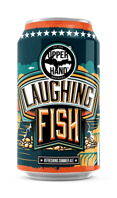 Laughing Fish Summer Ale