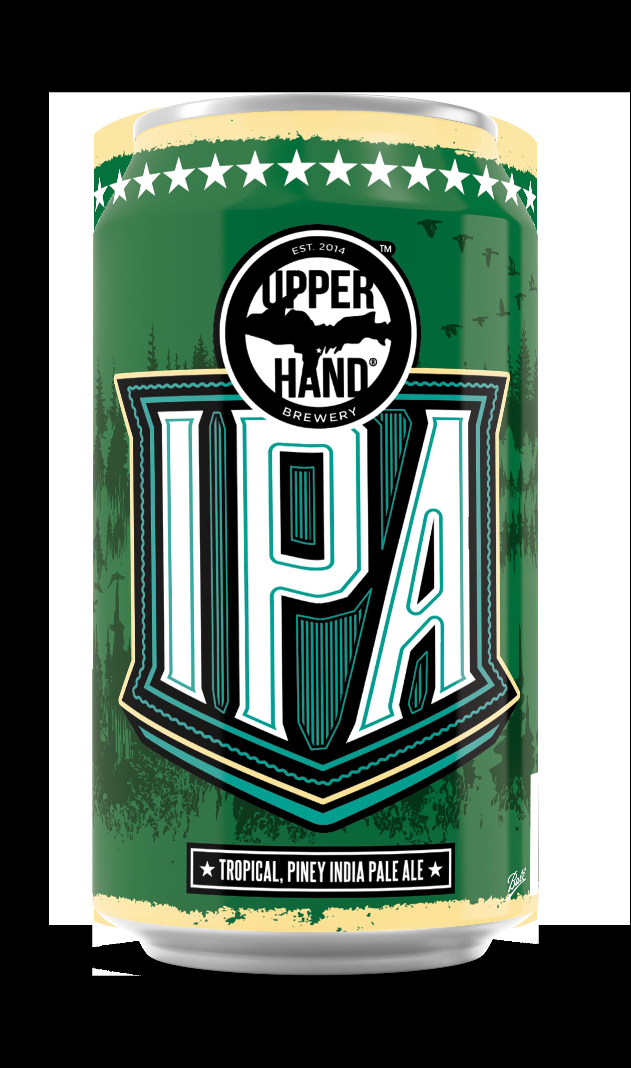 Upper Hand IPA