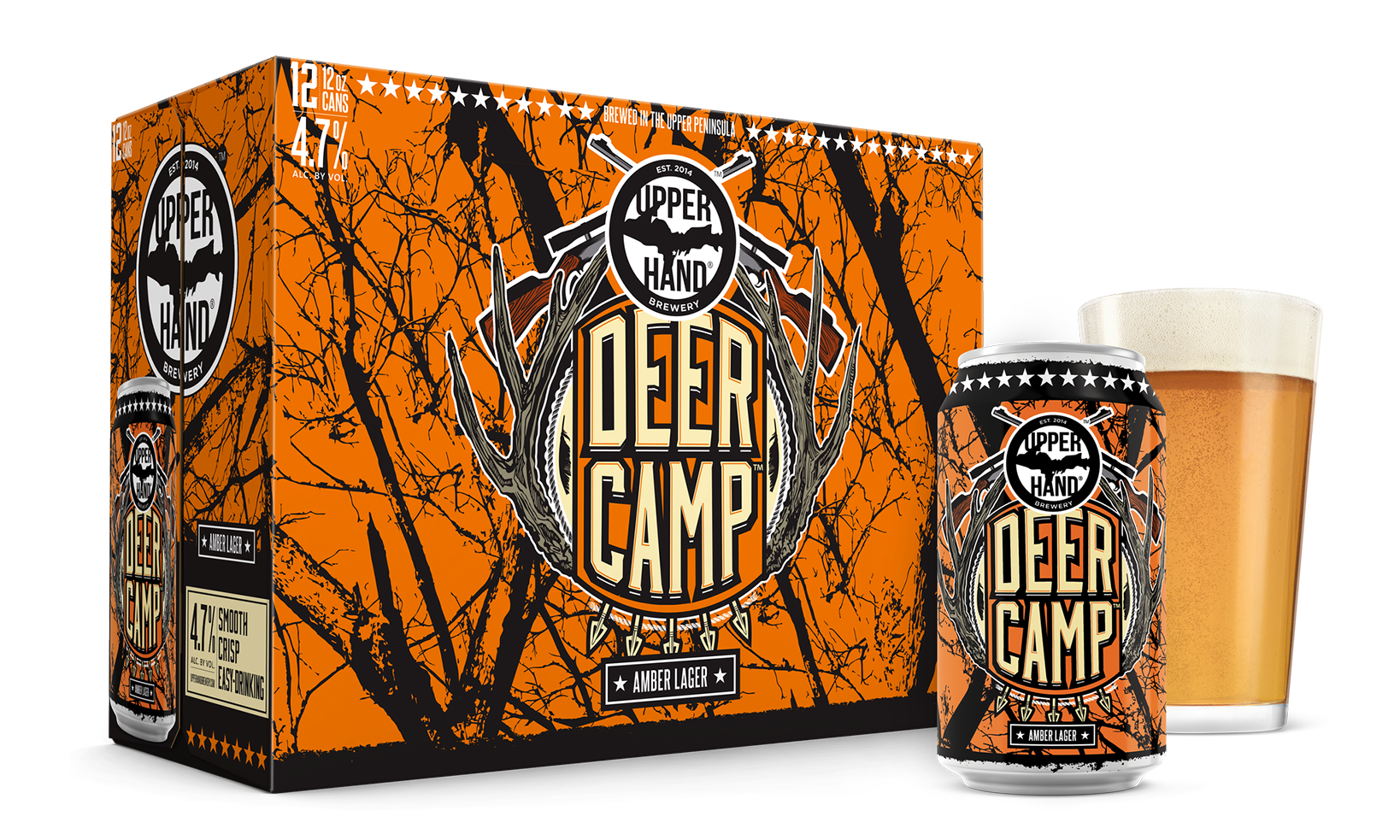 Deer Camp Brand Rendering