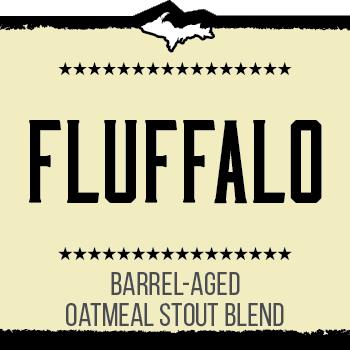 Fluffalo Brand Rendering