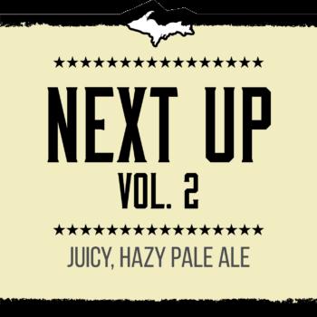 Next Up Vol. 2 Brand Rendering