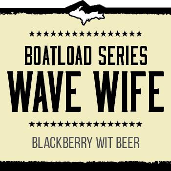 Boatload Brewers' Series – Wave Wife Brand Rendering