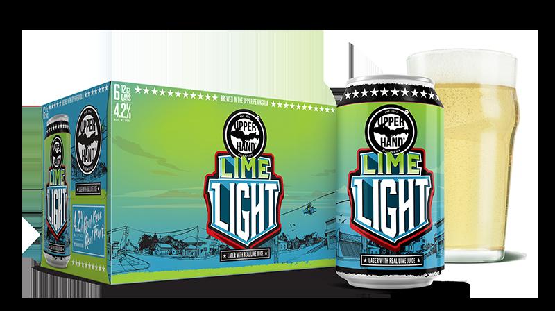 Lime Light Brand Rendering