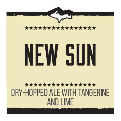 New Sun Brand Rendering
