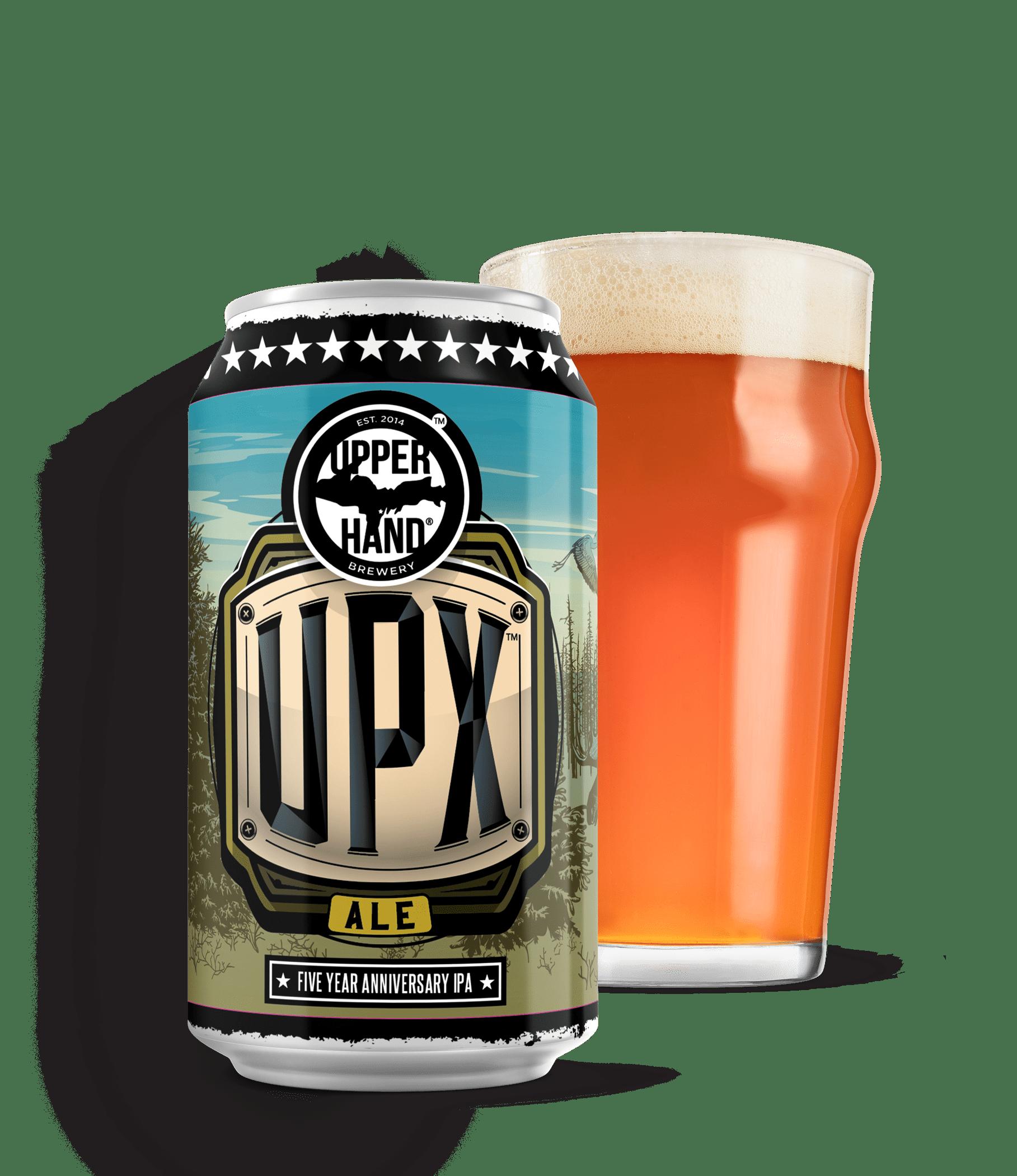UPX Brand Rendering