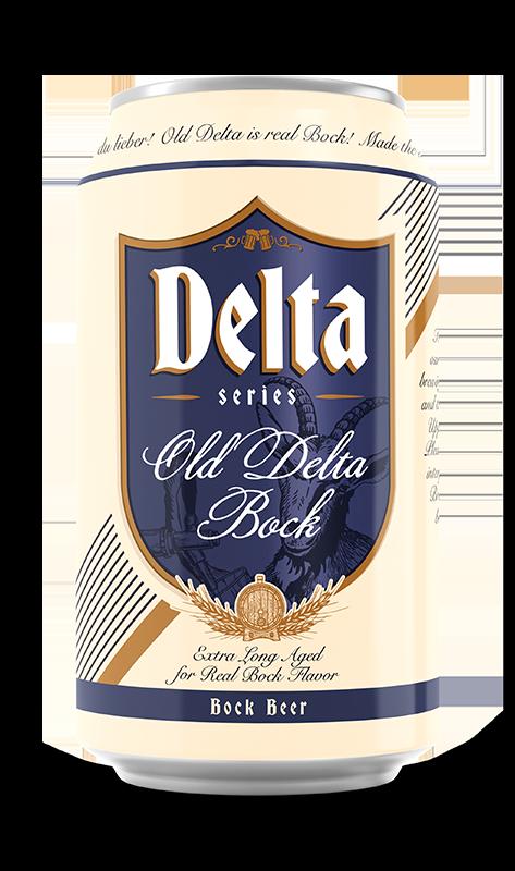 Old Delta Bock Brand Rendering