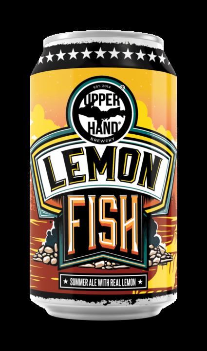Lemon Fish Brand Rendering
