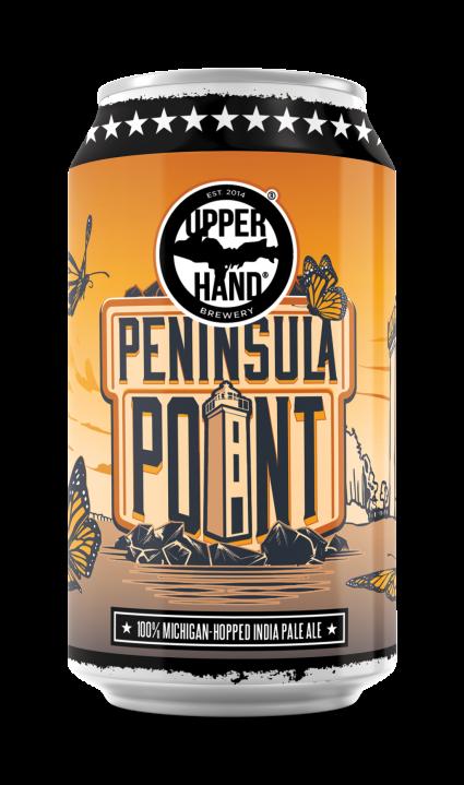 Peninsula Point Brand Rendering